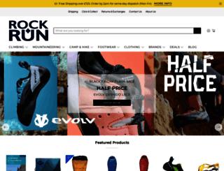 info.rockrun.com screenshot