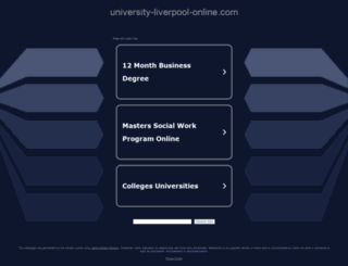 info.university-liverpool-online.com screenshot