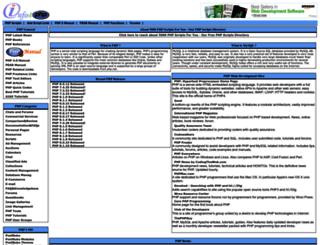 info4php.com screenshot