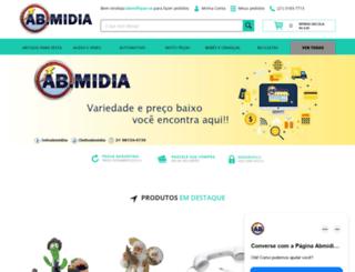 infoabmidia.com.br screenshot