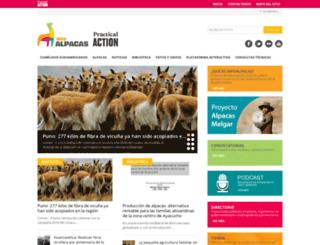 infoalpacas.com.pe screenshot