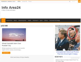 infoarea24.com screenshot