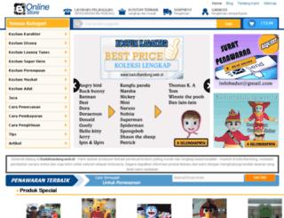 infobadut.web.id screenshot