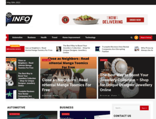 infobite.org screenshot
