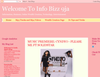 infobizz9ja.blogspot.com screenshot