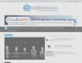 infoboom.it screenshot