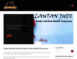 infobright.com screenshot