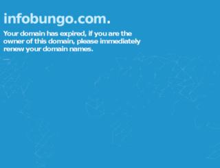 infobungo.com screenshot