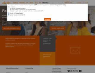 infocaller.es screenshot