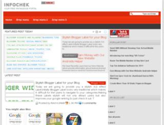 infochek.blogspot.com screenshot