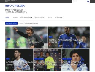 infochelsea.net screenshot