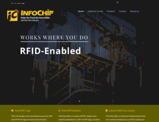 infochip.com screenshot