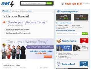 infocom.co screenshot