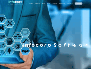infocorp.in screenshot