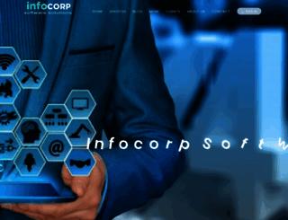 infocorpsolutions.net screenshot