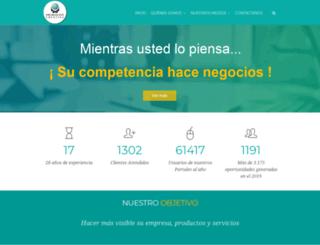 infocrea.com screenshot