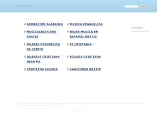 infocristiana.info screenshot
