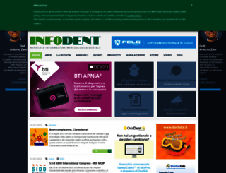 infodent.it screenshot