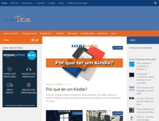 infodicas.com.br screenshot