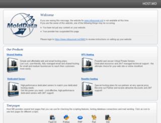 infoeuronet.md screenshot