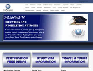 infofanz.com screenshot