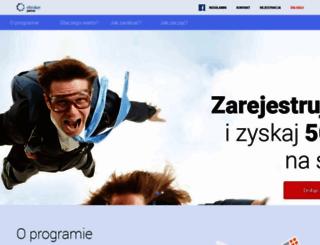 infofinance.ebrokerpartner.pl screenshot