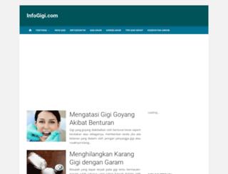 infogigi.com screenshot
