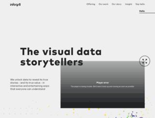 infogr8.com screenshot