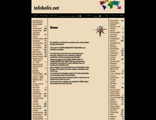 infoholix.net screenshot