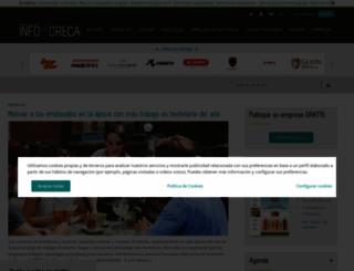 infohoreca.com screenshot