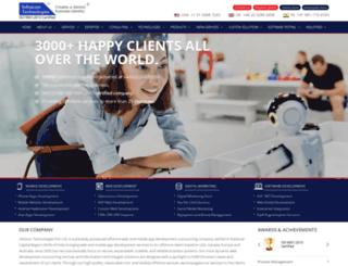 infoicontechnologies.com screenshot