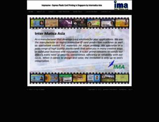 infoima.com.sg screenshot