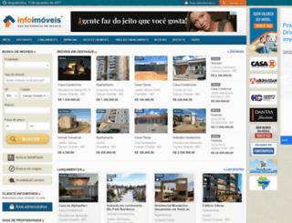 infoimoveis.com.br screenshot