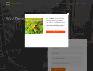 infoinbulk.com screenshot