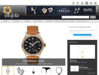 infojoia.com.br screenshot