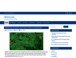 infokah.com screenshot