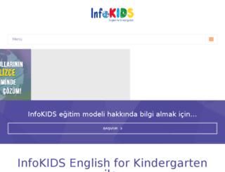 infokids.com.tr screenshot