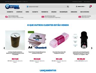 infoleo.com.br screenshot