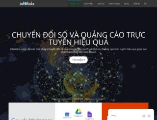 infolinks.vn screenshot
