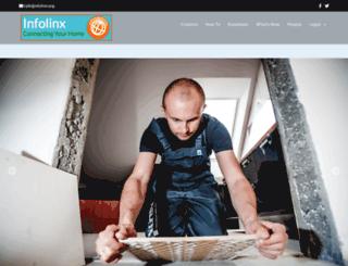 infolinx.org screenshot