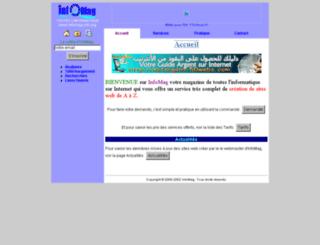 infomag.ovh.org screenshot
