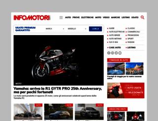 infomotori.com screenshot