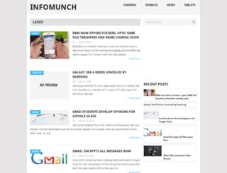 infomunch.com screenshot