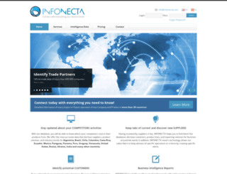 infonecta.com screenshot