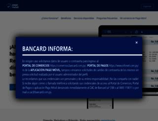 infonet.com.py screenshot