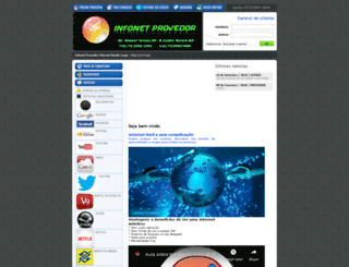 infonetprovedor.com.br screenshot