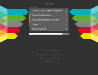 infooff.ph screenshot