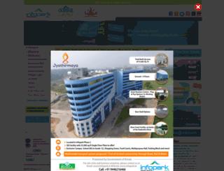 infoparkkochi.com screenshot