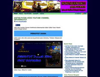 infoperkutut.com screenshot