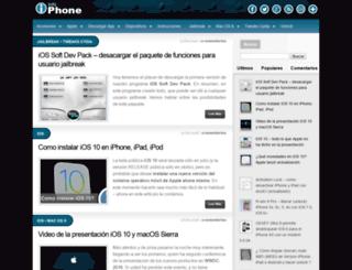 infophone.es screenshot